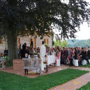 Hochzeit im Eisenberg