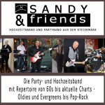 Hochzeitsband Sandy and Friends