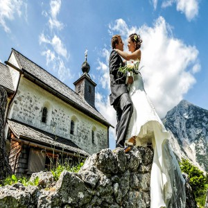 Hochzeit Berg