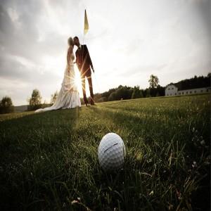 Hochzeit Golf