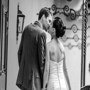 Karl Schrott Hochzeit Kuss